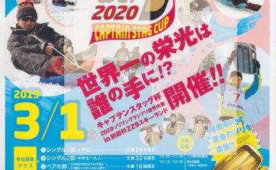 ソリワングランプリ2020世界大会開 ポスター